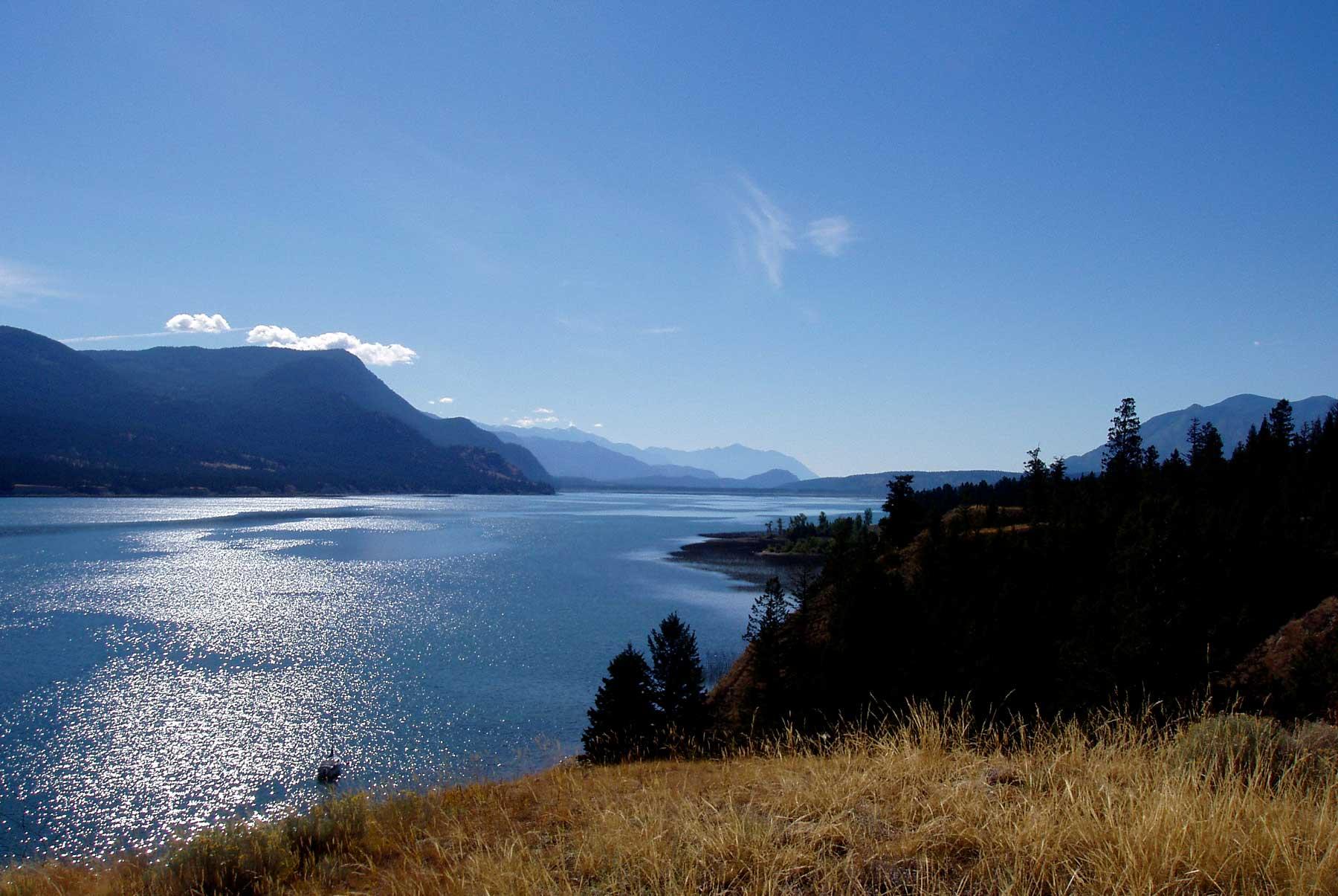 Springwater Hill - Columbia Lake