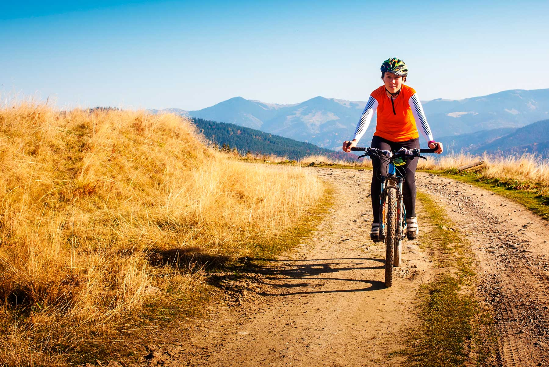 Springwater Hill - Columbia Lake activities - Mountain Biking