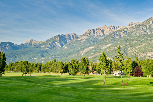 Coy's Par 3 Golf Course, just north of Springwater Hill near Fairmont Hot Springs