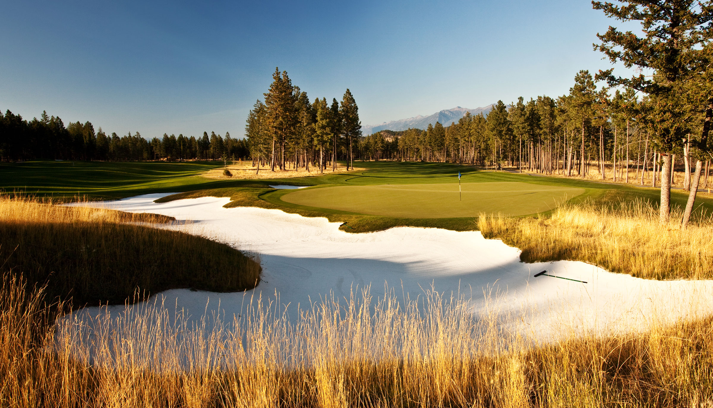 Fairmont Hot Springs Golf Courses