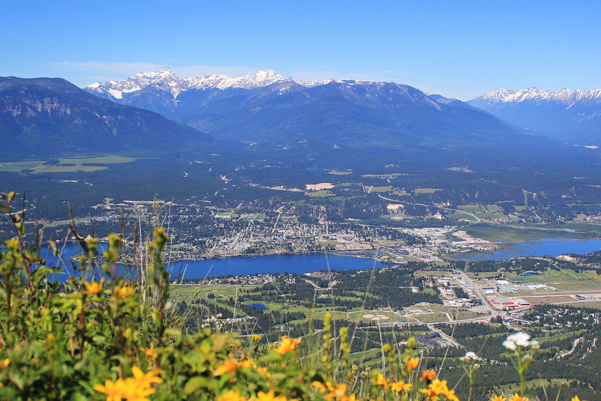 Invermere - Mountain Community close to Springwater Hill